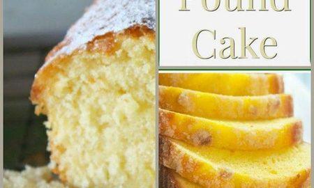 Diabetic Lemon Cake