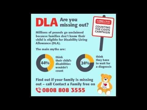 Diabetes Disability Living Allowance