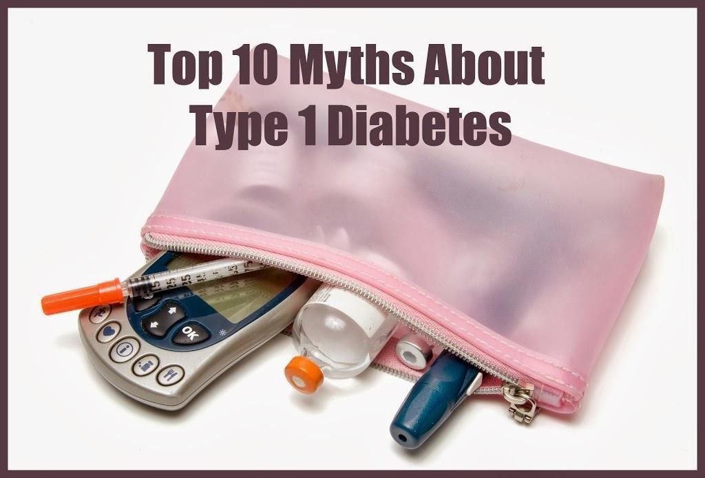 Type 1 Diabetes Myths