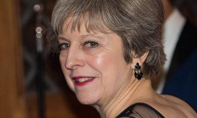 Theresa May's diabetes patch not available to all patients | Daily Mail Online