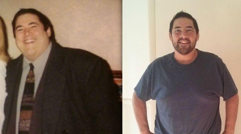 Darren Has Lost 100 Pounds