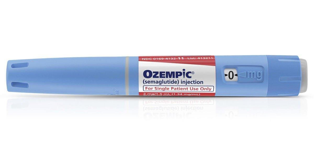 Fda Approves Ozempic, A Powerful Once-weekly Type 2 Diabetes Medication