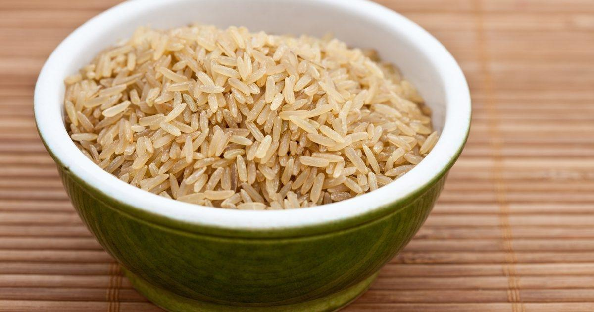 Glycemic Index Of Brown Rice Vs. Parboiled Rice