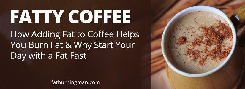 Try This Fatty Coffee For Ketogenic Fat-fasting (wild Diet Approved)