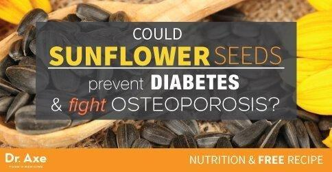 Roasted Sunflower Seeds And Diabetes