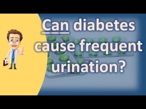 Why Does Type 2 Diabetes Cause Frequent Urination?