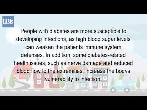 Why Diabetic Patients Are More Prone To Infection?