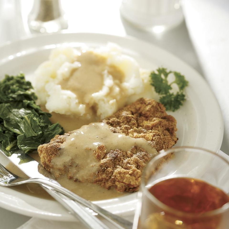 Chicken-fried Steak & Gravy Recipe - Eatingwell
