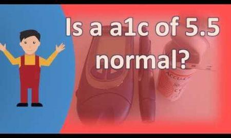 What Is The Normal A1c Level For A Nondiabetic?
