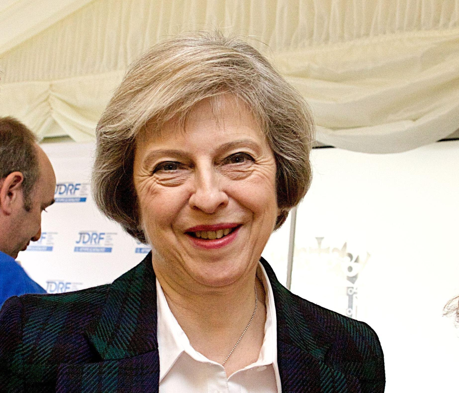 Theresa May Set To Become The First Prime Minister And World Leader With Type 1 Diabetes