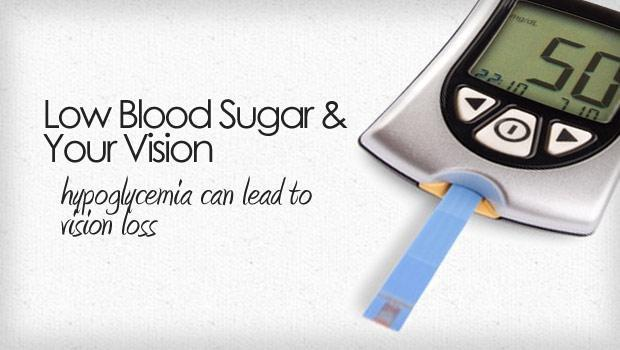 Hypoglycemia And Vision Loss Are Linked