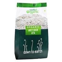 Organic Multigrain Diabetic Atta