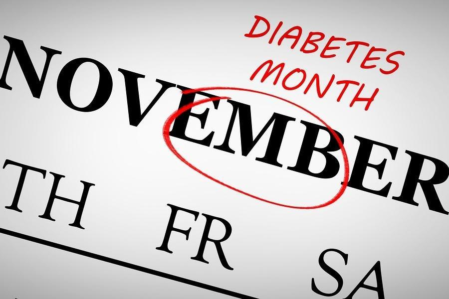What Is The Color For Diabetes Awareness Month?