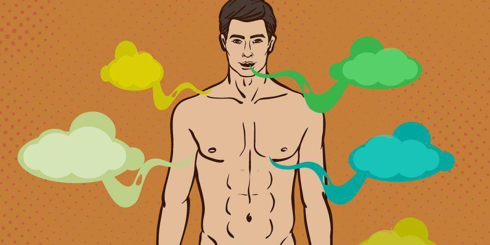 Sour Body Odor Diabetes