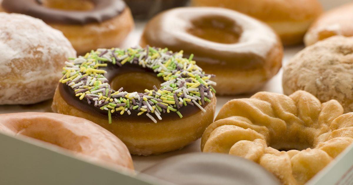 Donuts And Blood Sugar