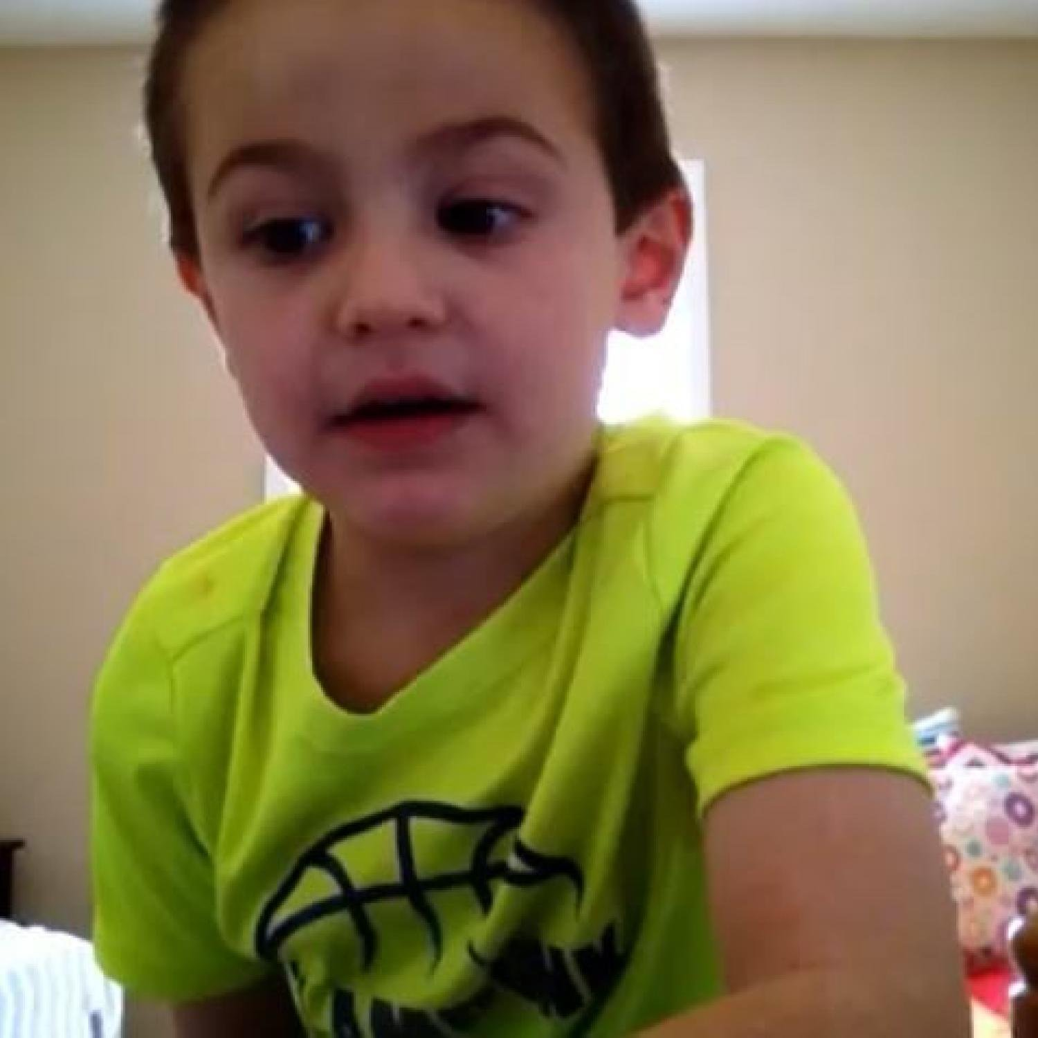 6-year-old Teaches Kids How To Cope With Diabetes On Youtube