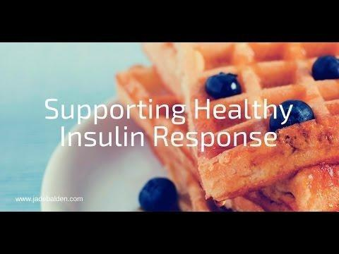 What Is The Response Of Insulin?
