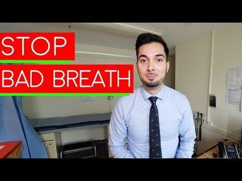 Low-carb Diets Can Cause Bad Breath