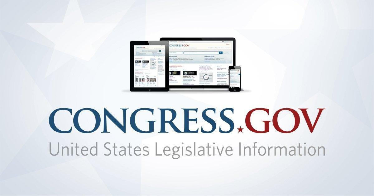 S.920 - 115th Congress (2017-2018): National Clinical Care Commission Act | Congress.gov | Library Of Congress