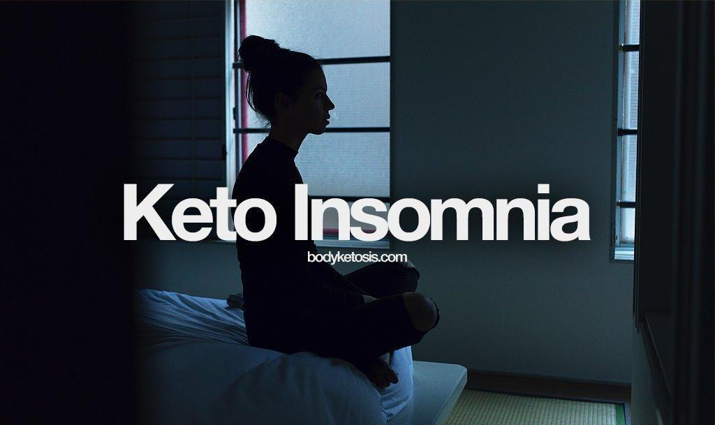 How To Cure Your Keto Insomnia & Sleep Like A Baby Tonight