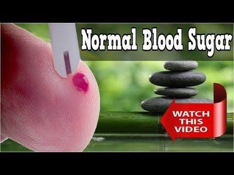 Ketones And Normal Blood Sugar