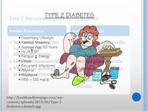 Type 2 Diabetes In The Elderly: Challenges In A Unique Patient Population