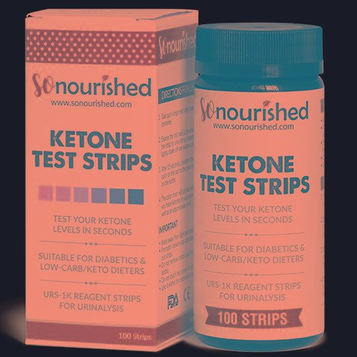 Get Your Ketone Strips Today!