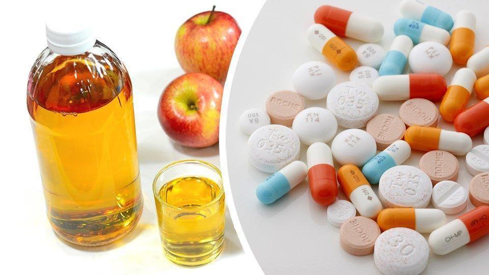 Apple Cider Vinegar And Diabetes Medication