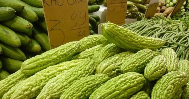 Health Benefits Of Bitter Gourd