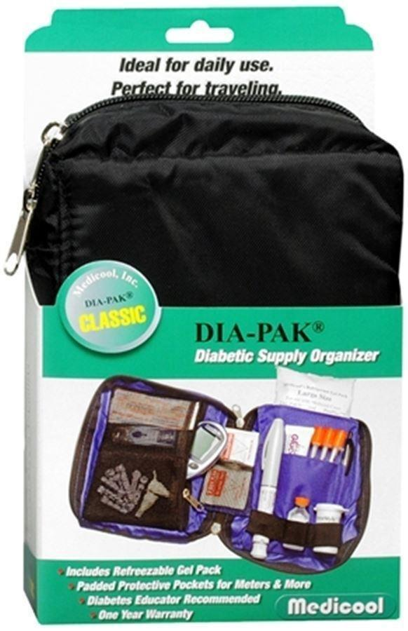 Dia-pak Classic Diabetic Supply Organizer 1 Each - $18.03 | Picclick