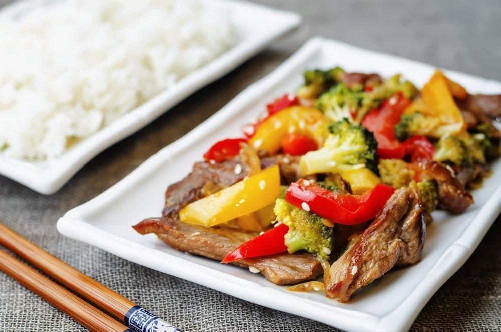 Diabetic Beef Stir-fry Recipe - Diabetes Self-management