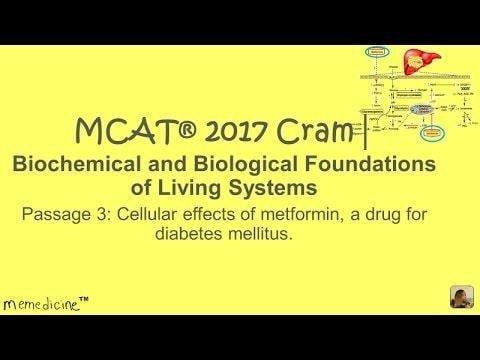 Biochemistry 12: Diabetes