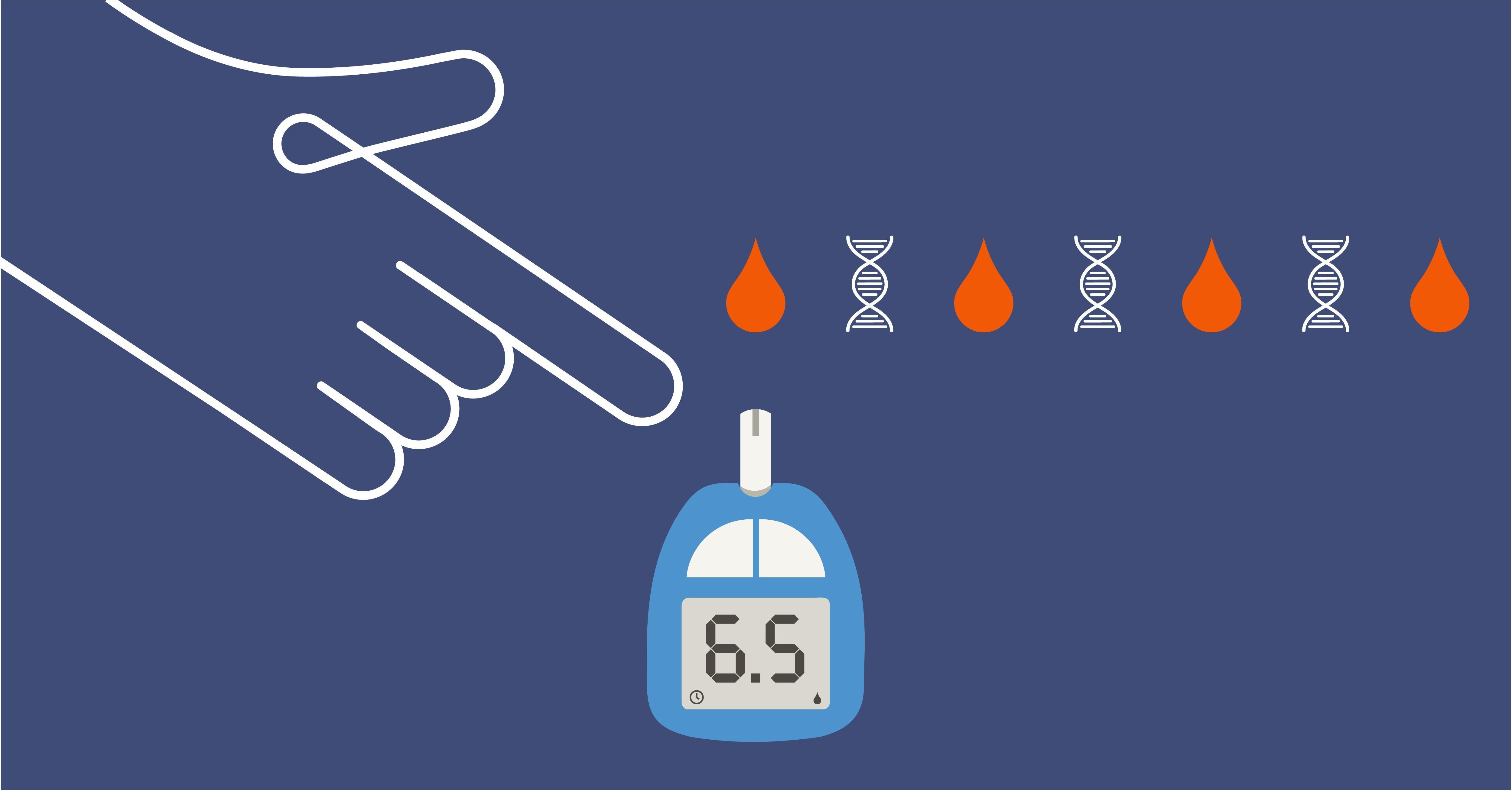 Genetic Testing Can Help Some Diabetics Stop Taking Insulin
