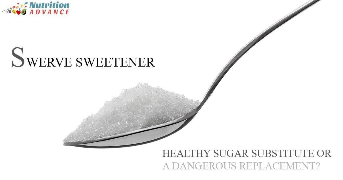 Swerve Sweetener: Safe Sugar Substitute Or A Dangerous Replacement?