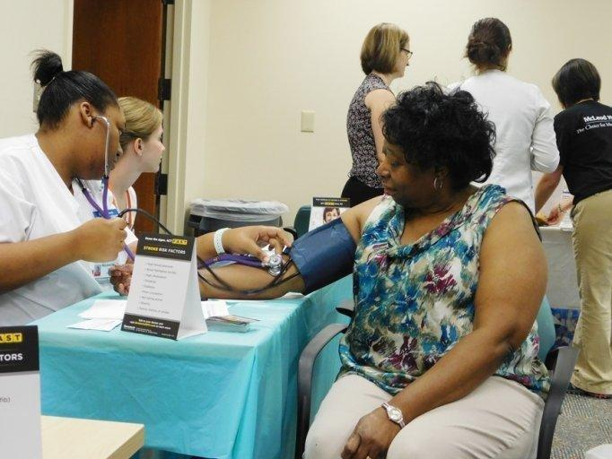Diabetes Health Fairs
