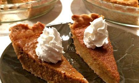 Pumpkin Pie Cake Without Evaporated Milk