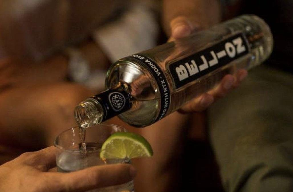 A New Brand Of Vodka Claims To Be Gentler On Your Liver