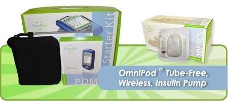 The One And Only Tube-free, Wireless, Insulin Pump – The Omnipod