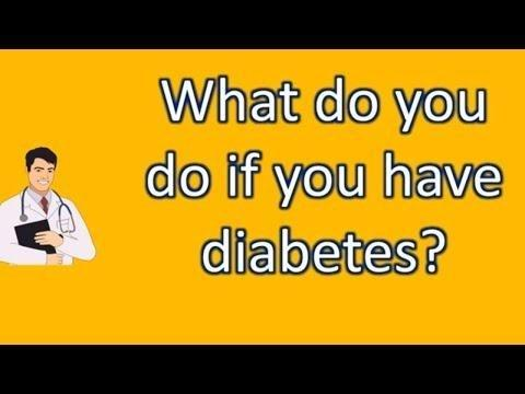 What Do People With Diabetes Have To Do?