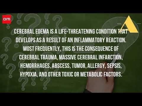 What Causes Cerebral Edema In Dka?