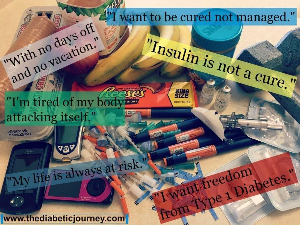 What It Feels Like To Live With Diabetes