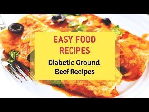 Diabetic Ground Beef Chili