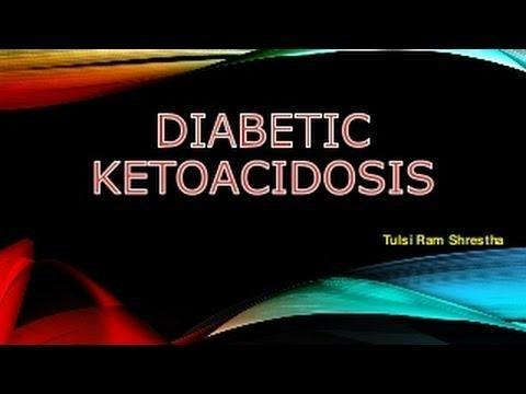 Ketoacidosis Definition
