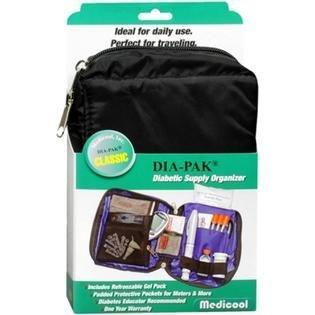 Dia-pak Classic Diabetic Supply Organizer 1 Each