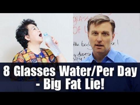 How Much Water Should You Drink A Day If You Have Diabetes?