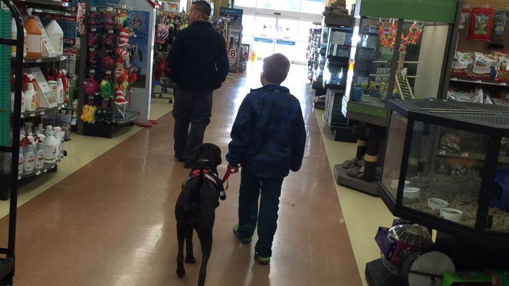 Boy With Diabetes Who Collected Coins for 4 Years Finally Gets His Dog