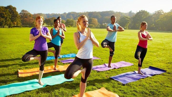 Yoga Exercises For Diabetes Pictures