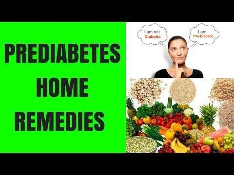 Prediabetes - Medications