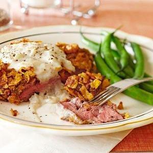 Chicken Fried Steak | Diabetic Living Online