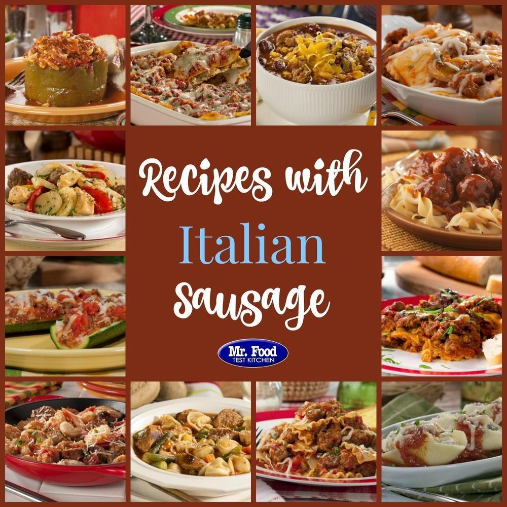 Incredible Italian Sausage Recipes: 19 Recipes With Sausage